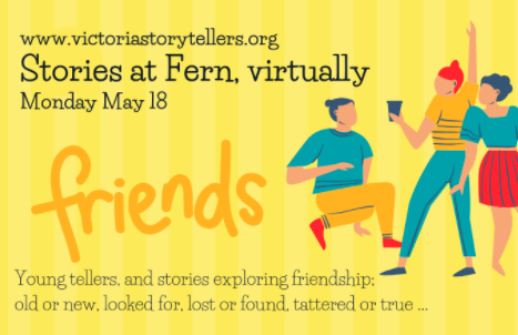 The Fern Story Hour moves online