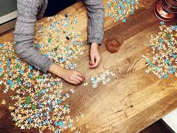 Puzzled about distractions? Think puzzles