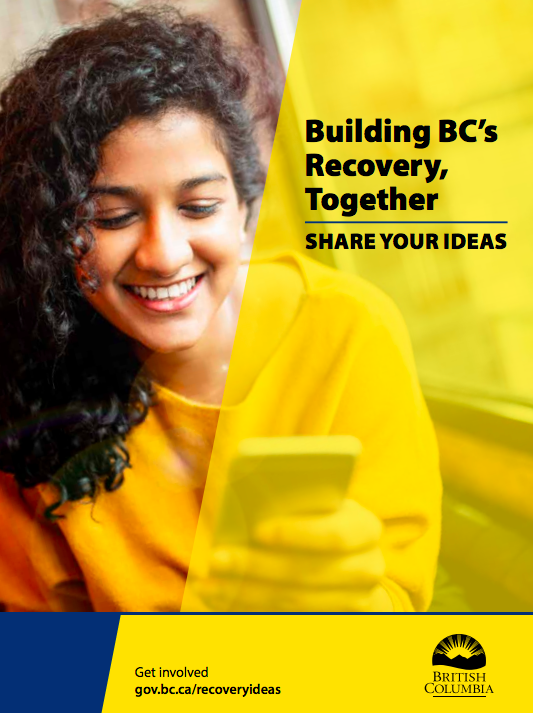 Share your ideas to rebuild BC