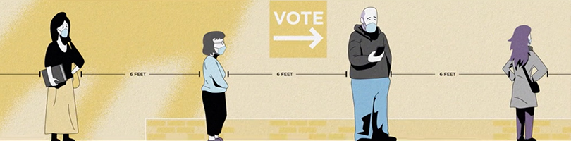 Advance voters can beat the crush on Election Day