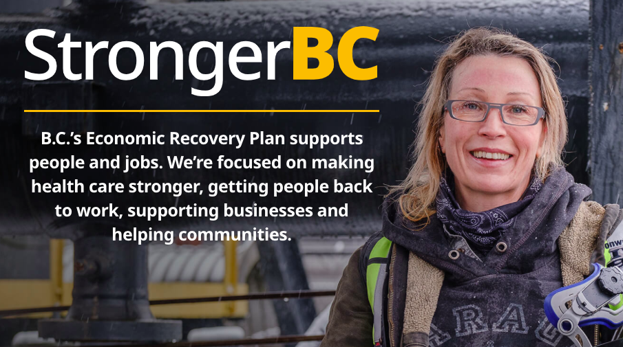 BC's Economic Recovery Plan sounds a lot like an election bid