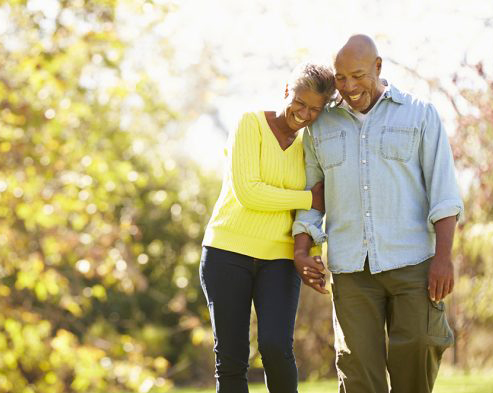 Aging causes anxiety, some take it in stride