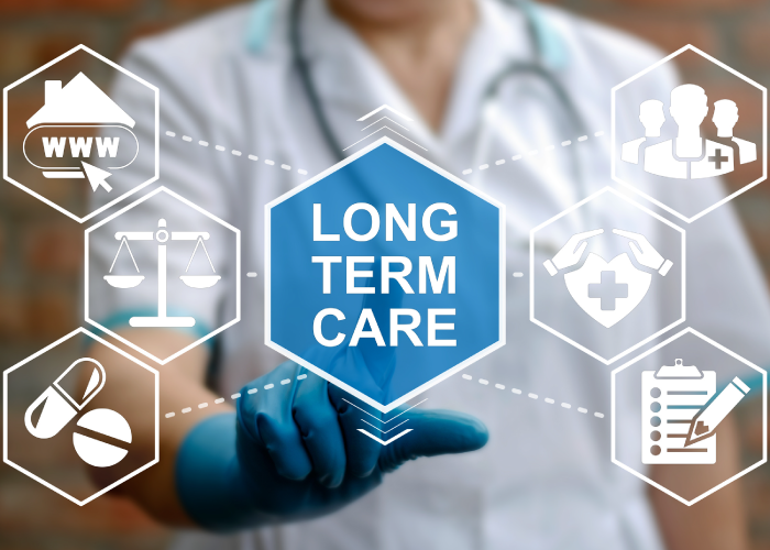 A learning process: The provincial long-term care response review
