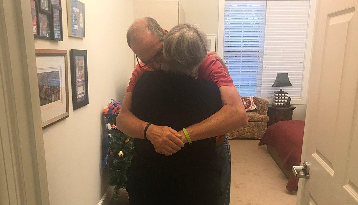 Finally, a hug in long term care