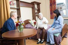 Restrictions on visits to seniors homes lifted